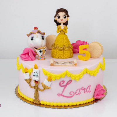 Tort Beauty and the beast